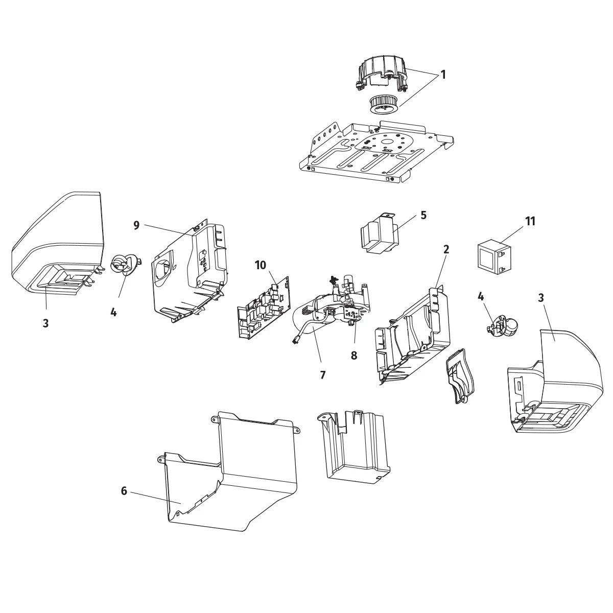 Parts Diagram